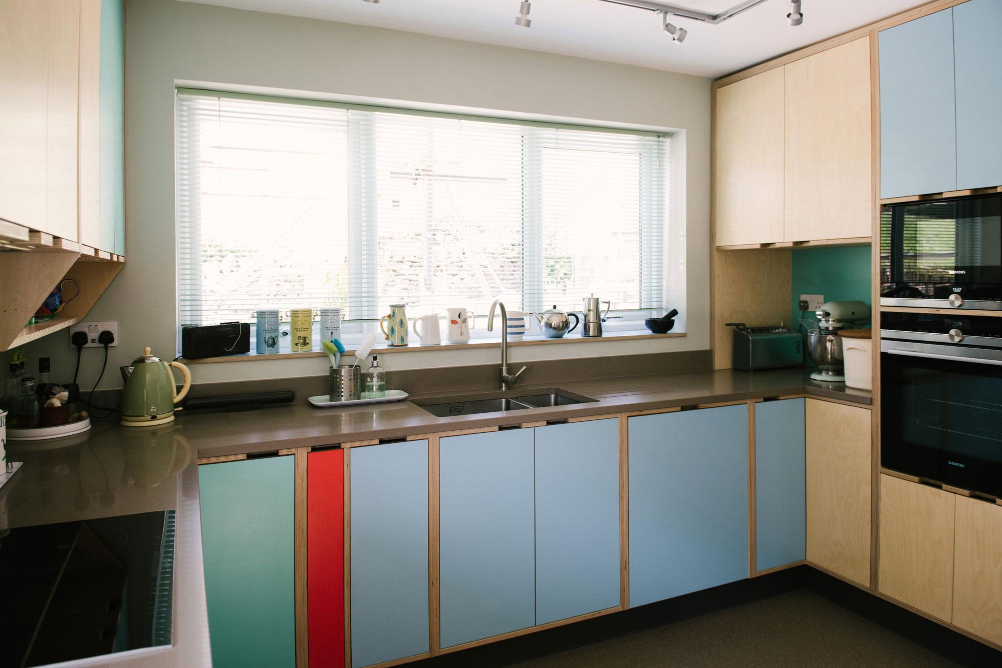 Retro Kitchen Modern