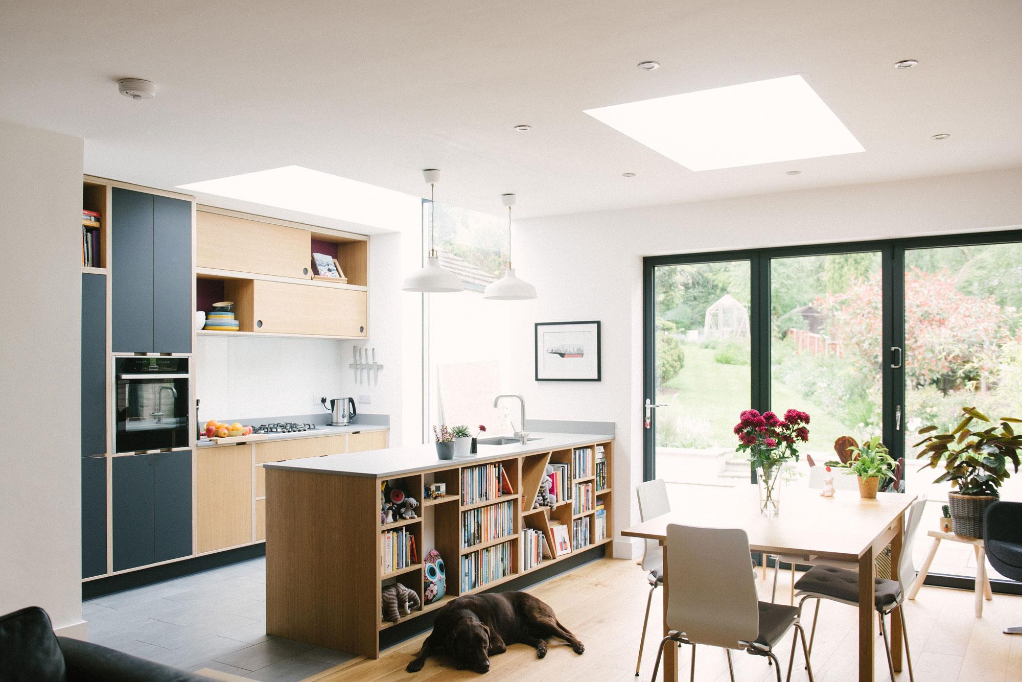 Open Plan Kitchen Diner UK
