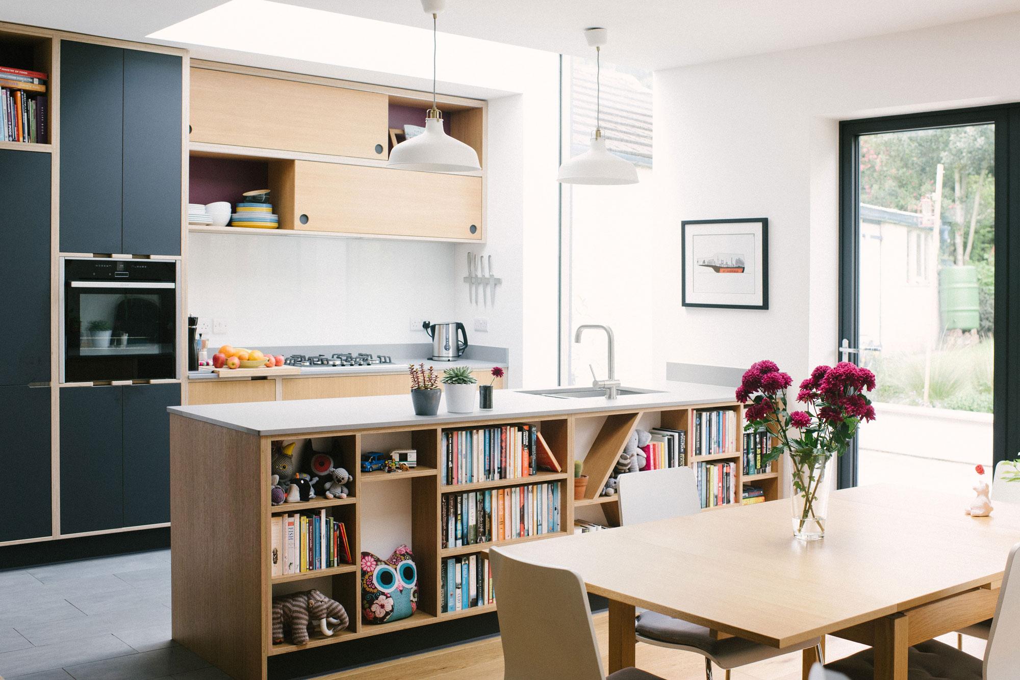 Open Plan Kitchen Diner Ideas UK