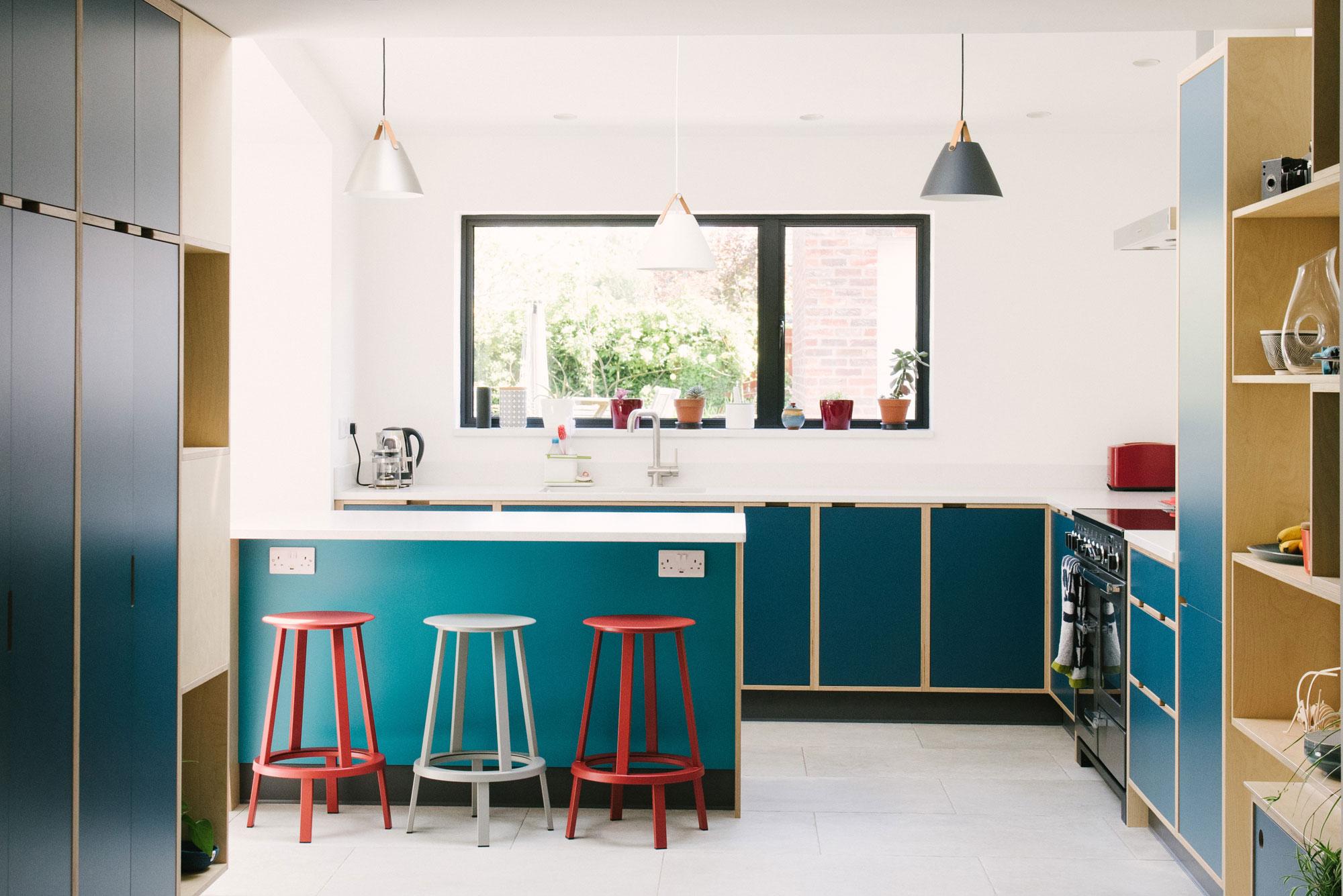 Plywood Kitchens UK