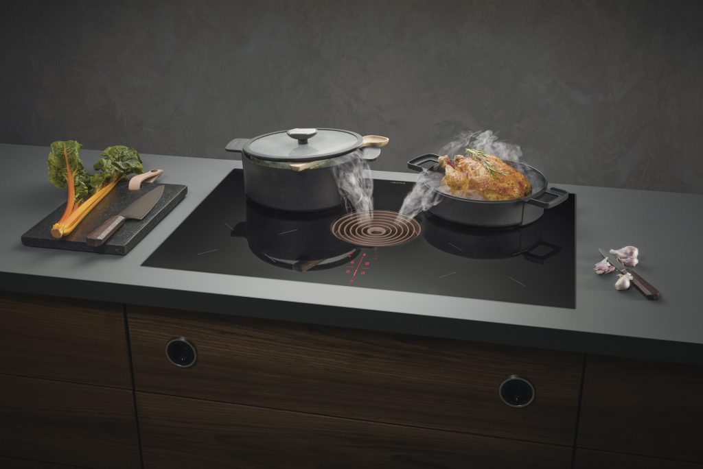 Bora pure induction hob