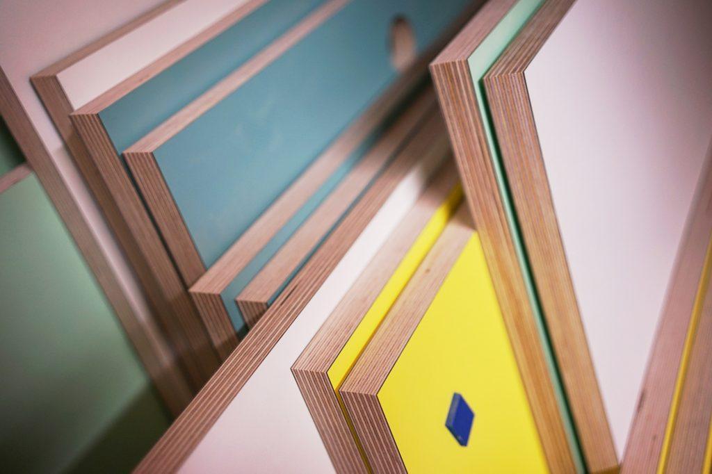 plywood kitchen cupboard doors