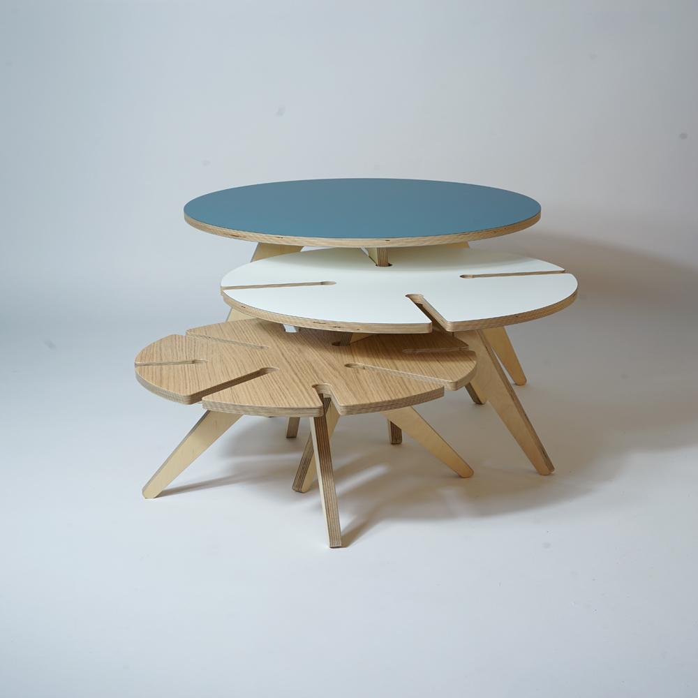 md century modern nesting tables