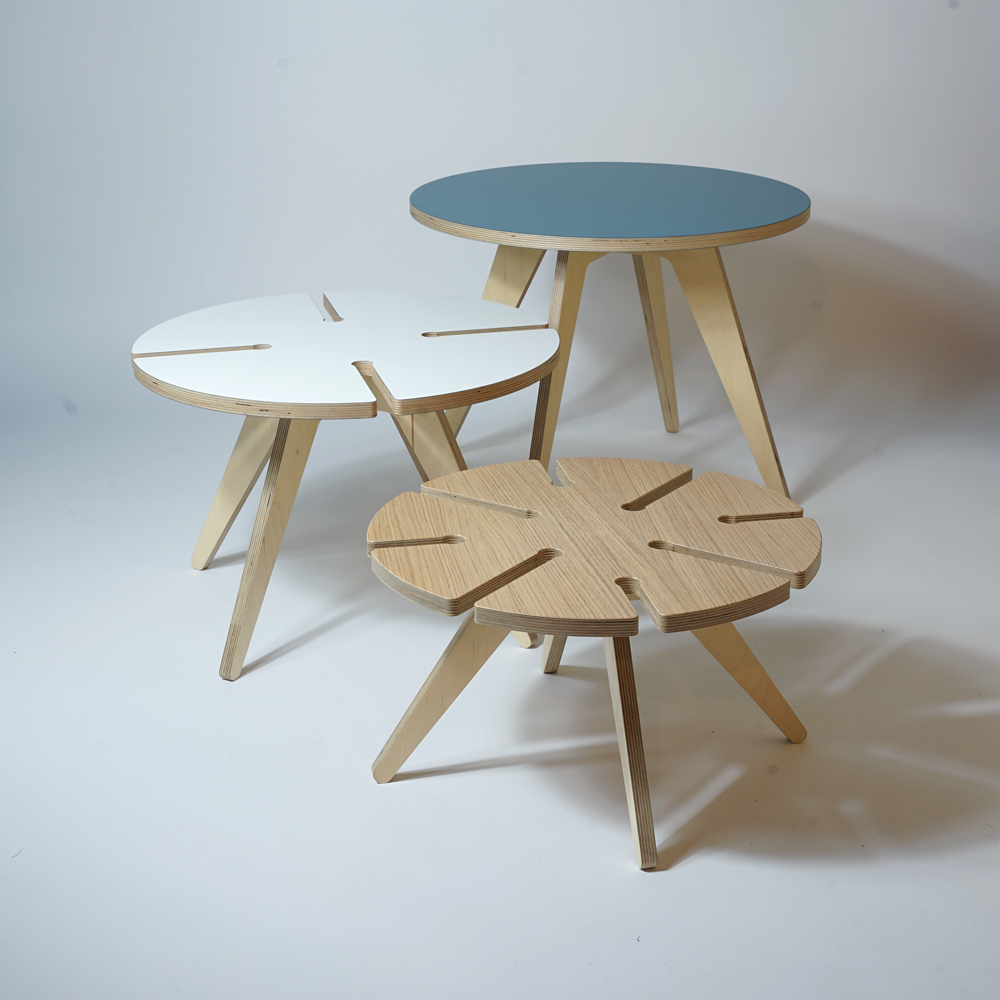 round nesting tables