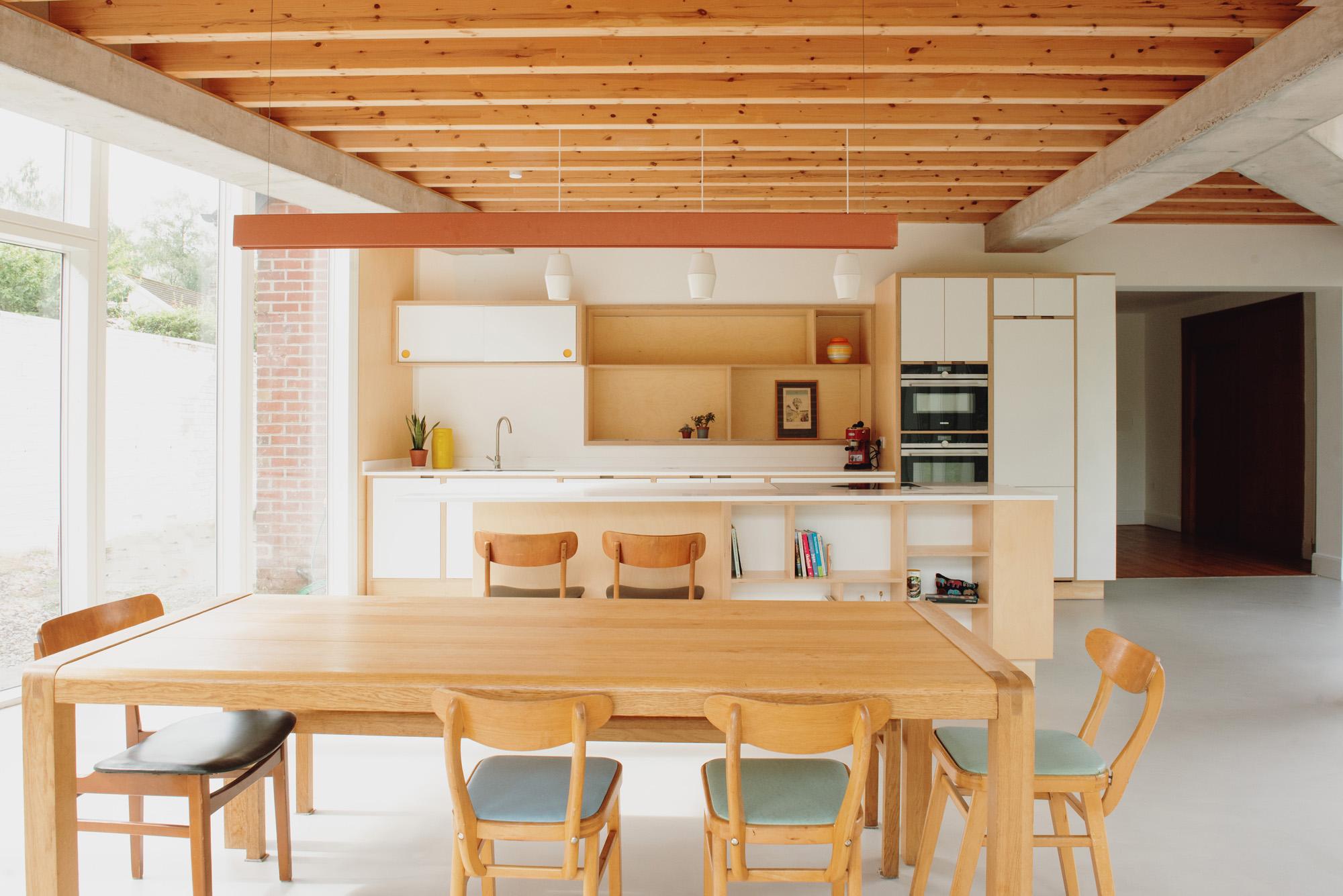 Modern Bespoke Kitchen (8)